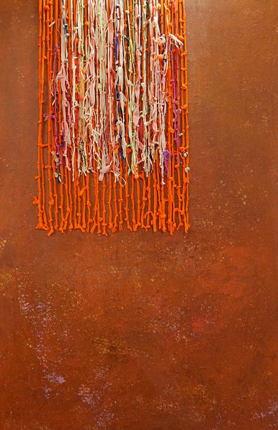 Oehrlein Gabriele - Kunst mit Knoten