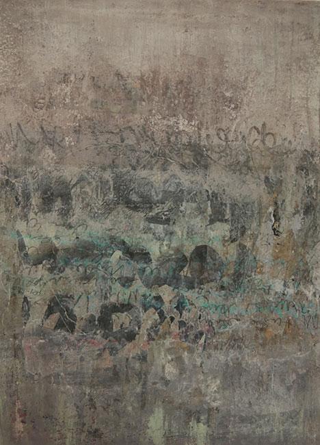 Oehrlein - Collage mit Schrift